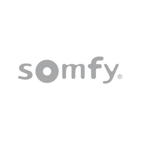 Somfy rörelsesensor inomhus ökar säkerheten.