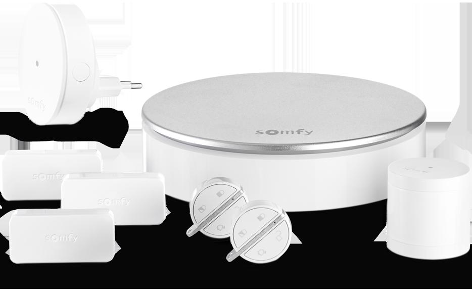 Image of SOMFY Protect Home Alarm Paket - Hemlarm